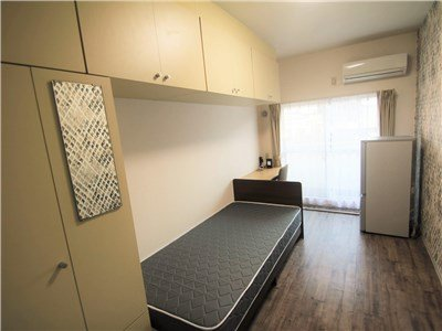 guesthouse sharehouse Social Residence 훗사 room214