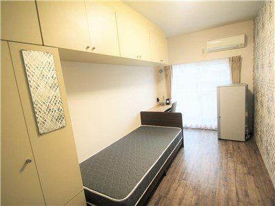 guesthouse sharehouse Social Residence 훗사 room221
