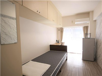 guesthouse sharehouse SOCIAL RESIDENCE FUSSA room237