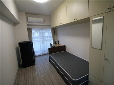 guesthouse sharehouse Social Residence 훗사 room238