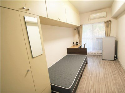 guesthouse sharehouse SOCIAL RESIDENCE FUSSA room239