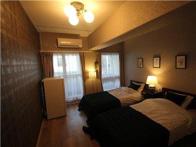 guesthouse sharehouse Social Residence 훗사 room242