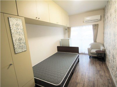 guesthouse sharehouse SOCIAL RESIDENCE FUSSA room306