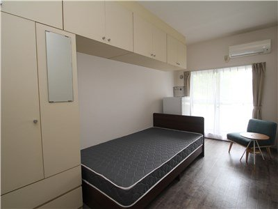 guesthouse sharehouse SOCIAL RESIDENCE FUSSA room318