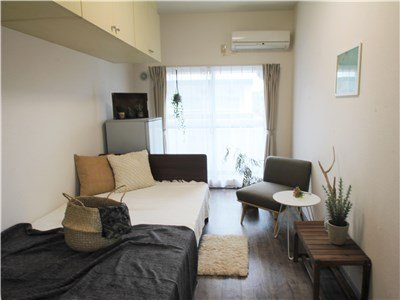 guesthouse sharehouse SOCIAL RESIDENCE FUSSA room322