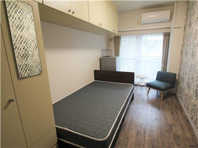guesthouse sharehouse SOCIAL RESIDENCE FUSSA room333