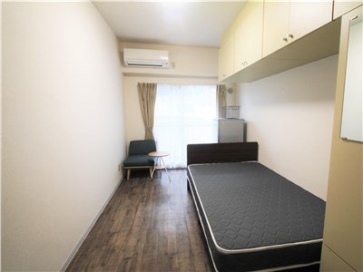 guesthouse sharehouse SOCIAL RESIDENCE FUSSA room334