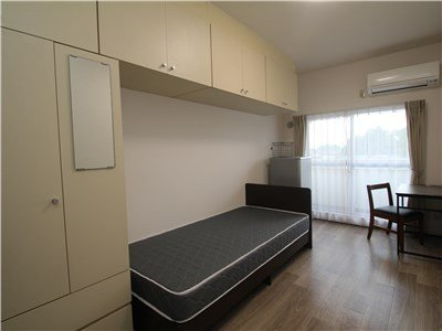 guesthouse sharehouse SOCIAL RESIDENCE FUSSA room412
