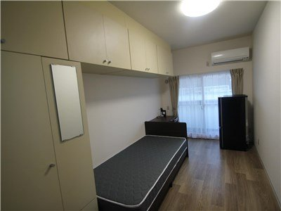 guesthouse sharehouse Social Residence 훗사 room422