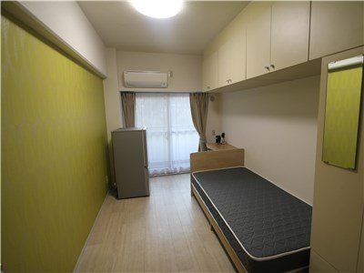 guesthouse sharehouse Social Residence 훗사 room424