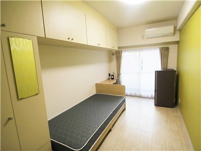 guesthouse sharehouse Social Residence 훗사 room425