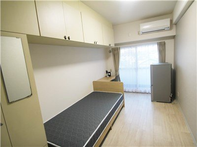guesthouse sharehouse SOCIAL RESIDENCE FUSSA room429