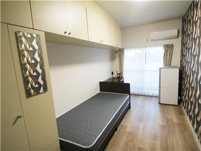 guesthouse sharehouse Social Residence 훗사 room511