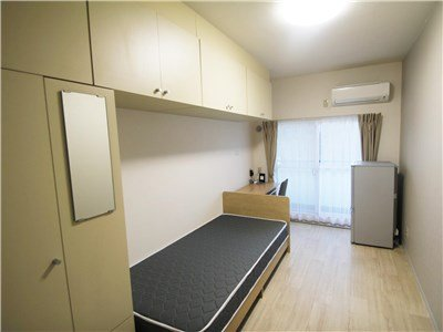 guesthouse sharehouse SOCIAL RESIDENCE FUSSA room517