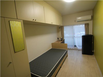 guesthouse sharehouse SOCIAL RESIDENCE FUSSA room520