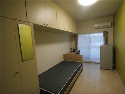 guesthouse sharehouse SOCIAL RESIDENCE FUSSA room521