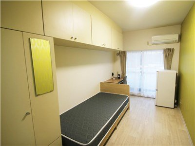 guesthouse sharehouse SOCIAL RESIDENCE FUSSA room522