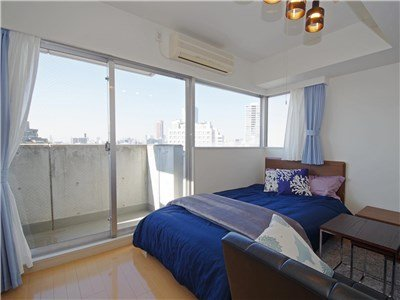 guesthouse sharehouse MAISON DE VILLE AZABUDAI room1406