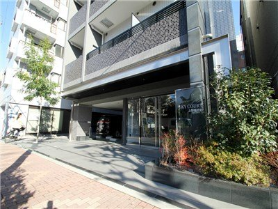 guesthouse sharehouse SKYCOURT UENO INARICHO building6