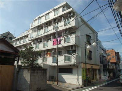 guesthouse sharehouse Smart租屋 横濱山手 building4