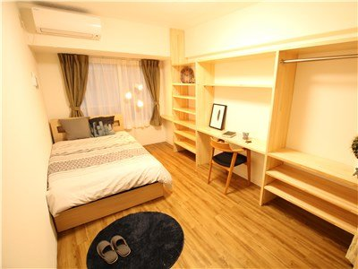 guesthouse sharehouse Social Residence Ichigao NORTH building30