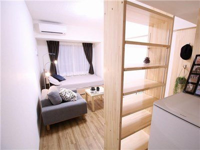 guesthouse sharehouse Social Residence Ichigao NORTH room412