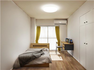 guesthouse sharehouse Social Residence Ichigao WEST building26