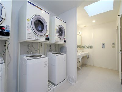 There are also three washing machines and dryers、 so do not wait!
