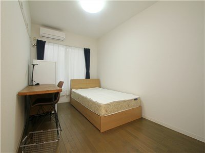 guesthouse sharehouse Oakhouse Tachikawa Ekimae room312