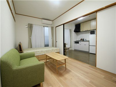 guesthouse sharehouse Oakhouse Tachikawa Ekimae room401