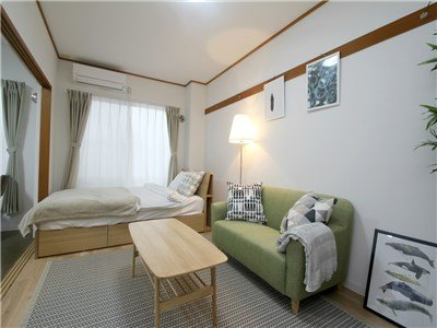 guesthouse sharehouse Oakhouse Tachikawa Ekimae room402