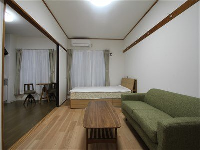 guesthouse sharehouse Oakhouse Tachikawa Ekimae room403