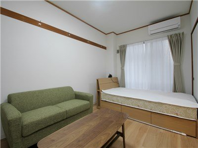 guesthouse sharehouse Oakhouse Tachikawa Ekimae room404