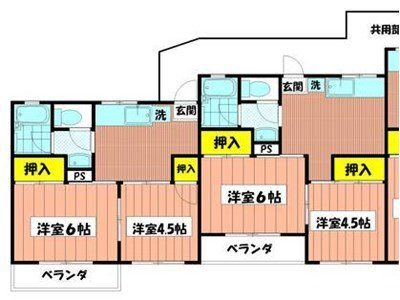 guesthouse sharehouse 大倉山グリーンハイツ building24