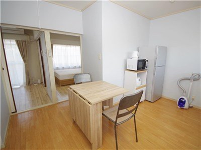 guesthouse sharehouse Green Heights Okurayama room301