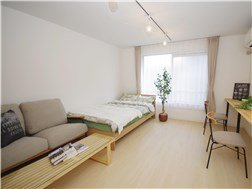 guesthouse sharehouse FORO Eifukucho building1