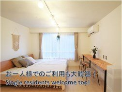guesthouse sharehouse FORO Eifukucho building20