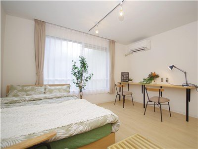 guesthouse sharehouse FORO Eifukucho building30