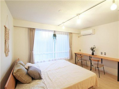 guesthouse sharehouse FORO Eifukucho room16