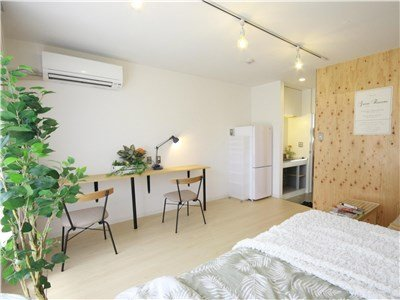 guesthouse sharehouse FORO Eifukucho room26