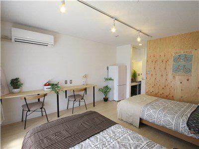 guesthouse sharehouse FORO에이후쿠쵸 room28