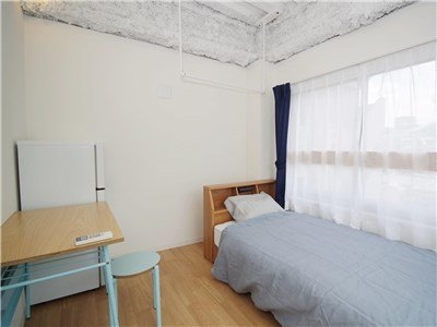 guesthouse sharehouse 프리미어 코마고메 room301