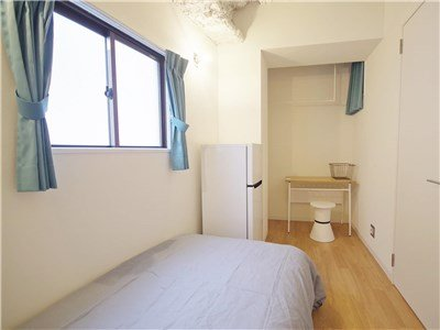 guesthouse sharehouse 프리미어 코마고메 room602