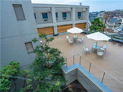 guesthouse sharehouse Social美宅 Academia横浜 building16