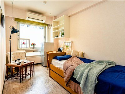 guesthouse sharehouse Social美宅 Academia横浜 room101