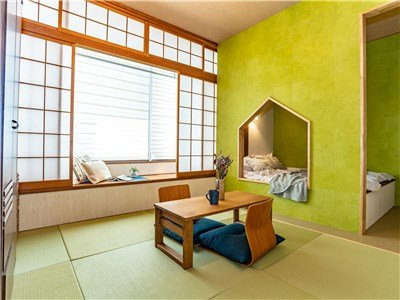 guesthouse sharehouse Social美宅 Academia横浜 room122