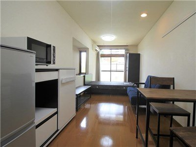 guesthouse sharehouse PEARL HEIGHTS KAMI-FUKUOKA room105