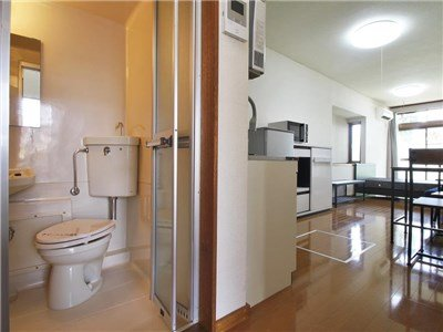 guesthouse sharehouse PEARL HEIGHTS KAMI-FUKUOKA building2