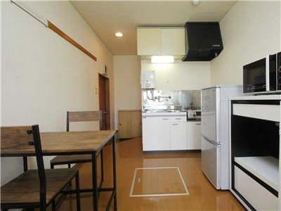 guesthouse sharehouse PEARL HEIGHTS KAMI-FUKUOKA building3