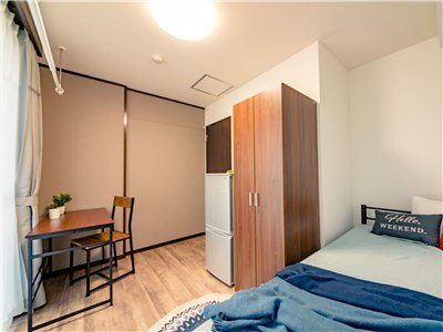 guesthouse sharehouse ジアス羽田 room302
